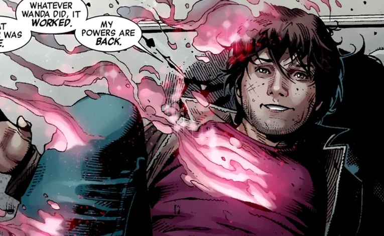 Slightly Misplaced Comic Book Heroes Case File #158:  Rictor