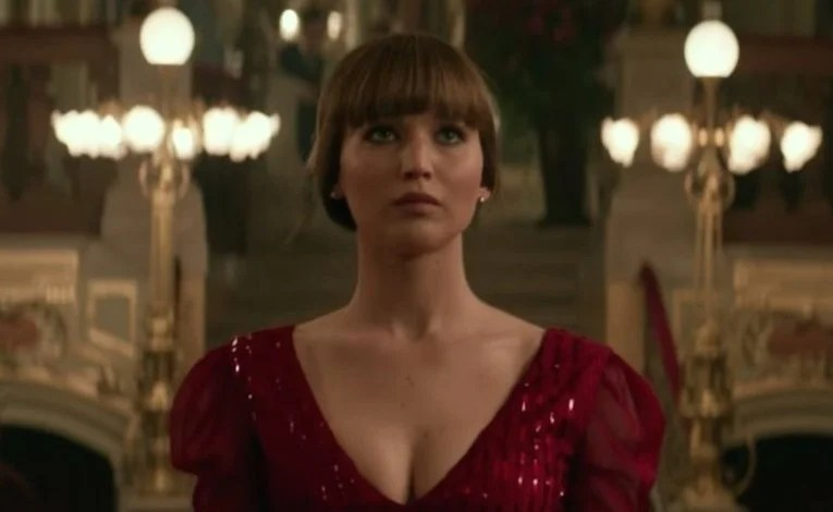 Geek Review:  Red Sparrow