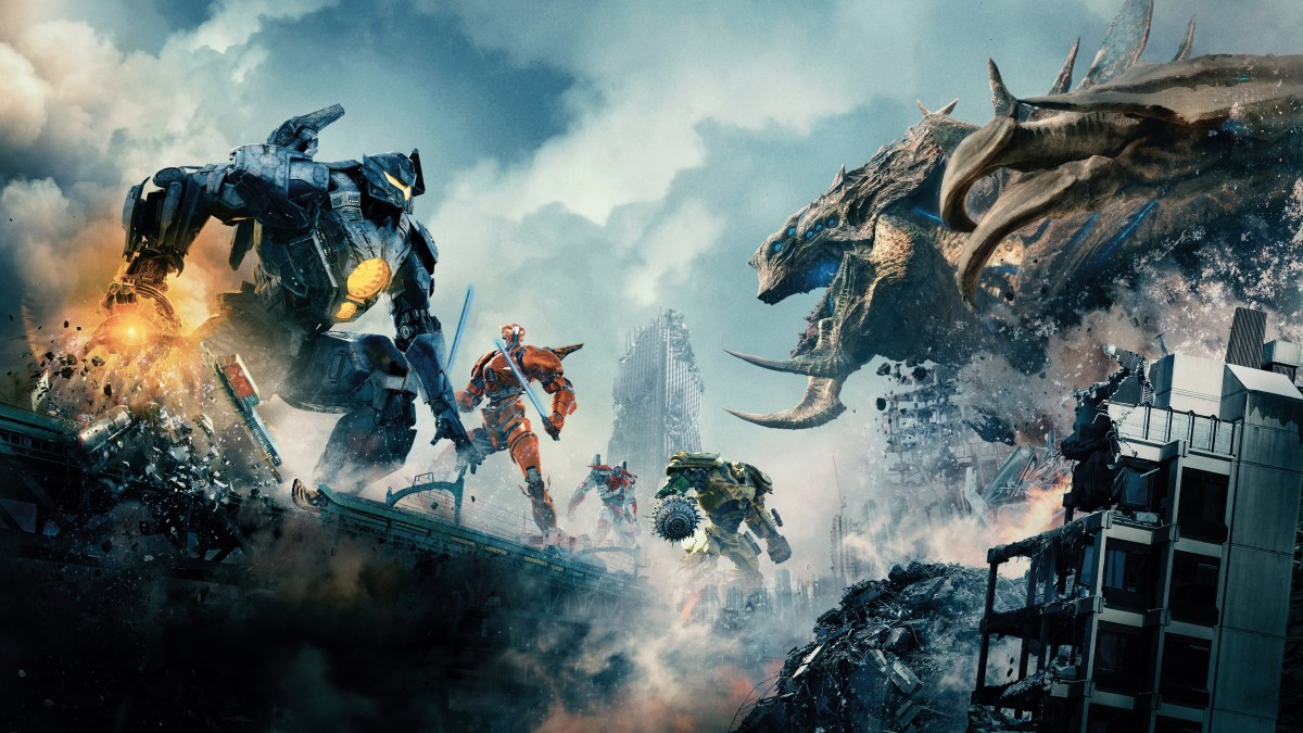 Top 9 Things Missing From Pacific Rim Uprising