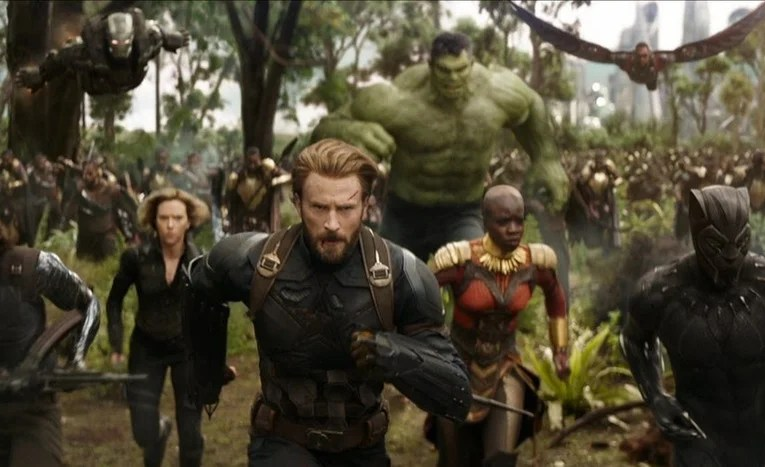 Geek Review:  Avengers: Infinity War