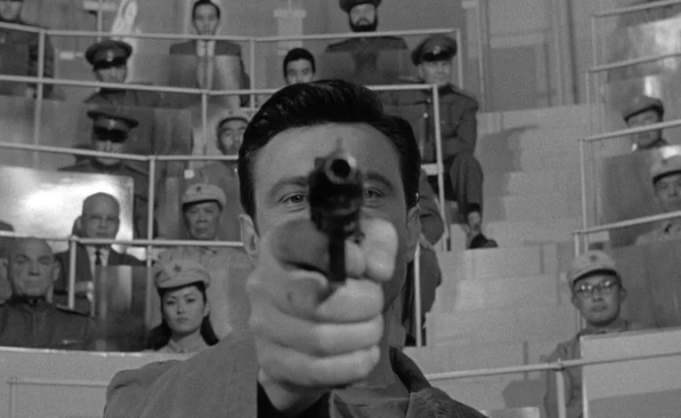 AFI Countdown Challenge #67:  The Manchurian Candidate