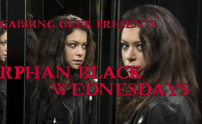"Orphan Black ""One Fettered Slave"""