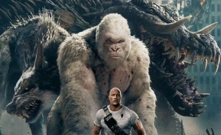 Geek Review:  Rampage