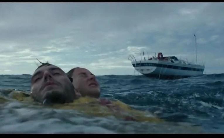 Geek Review:  Adrift