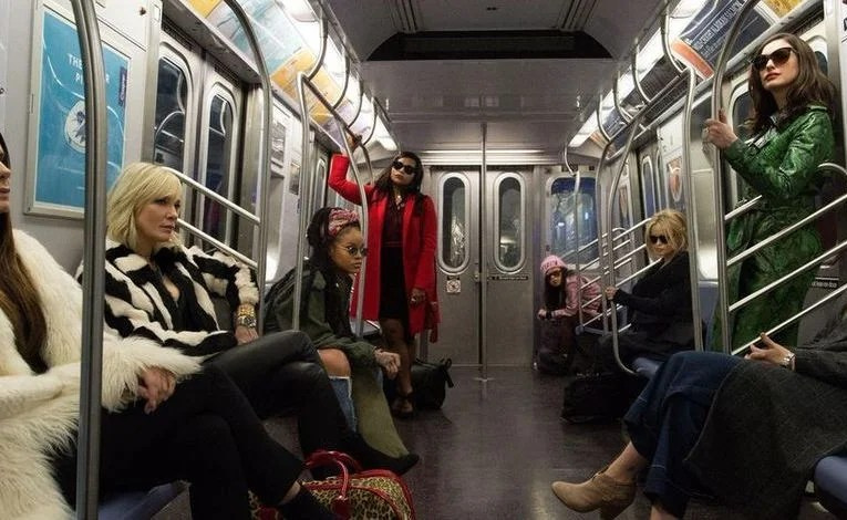 Geek Review:  Ocean's 8