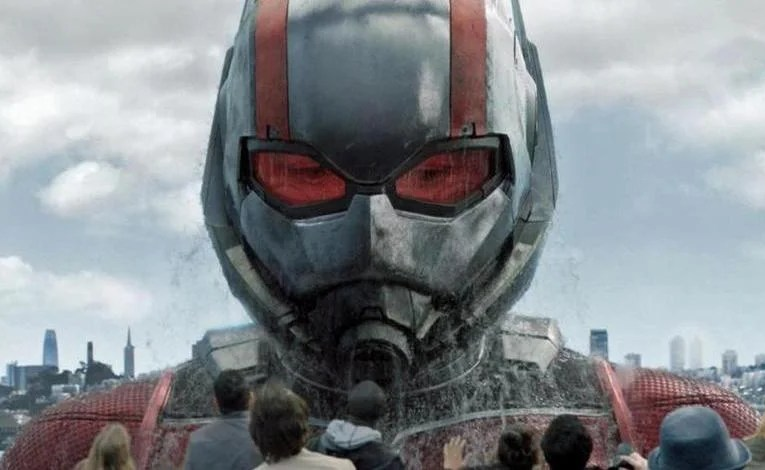 Geek Review:  Ant Man And The Wasp