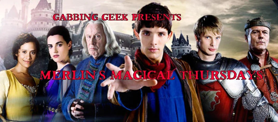 "Merlin ""The Last Dragonlord"""