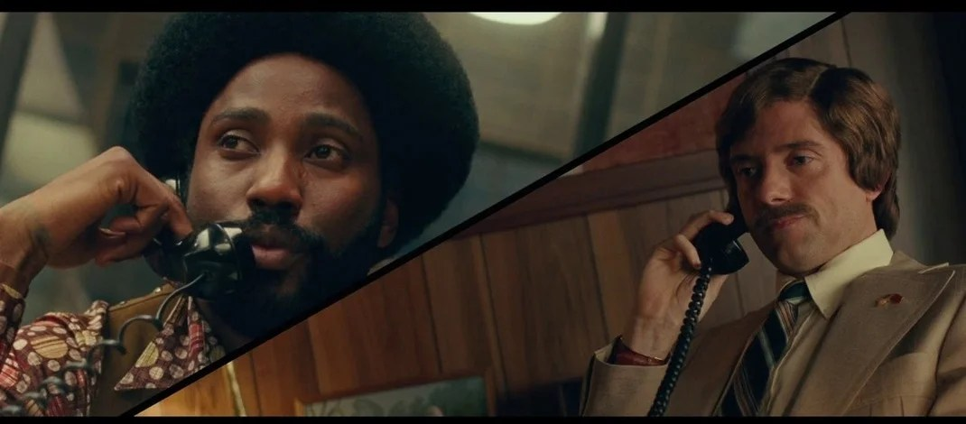 Geek Review:  BlacKkKlansman