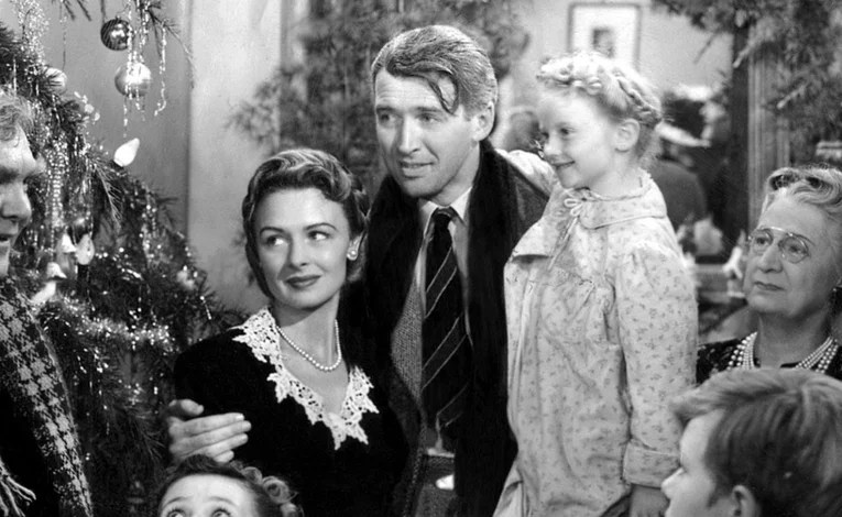 AFI Countdown Challenge #11:  It's A Wonderful Life