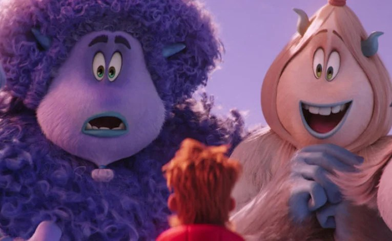 Geek Review:  Smallfoot