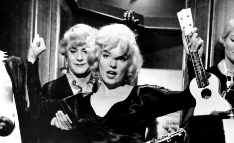 AFI Countdown Challenge #14:  Some Like It Hot