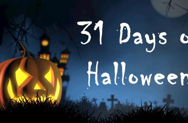 Jenny's 31 Days of Halloween! – 3 Movie Catch-up
