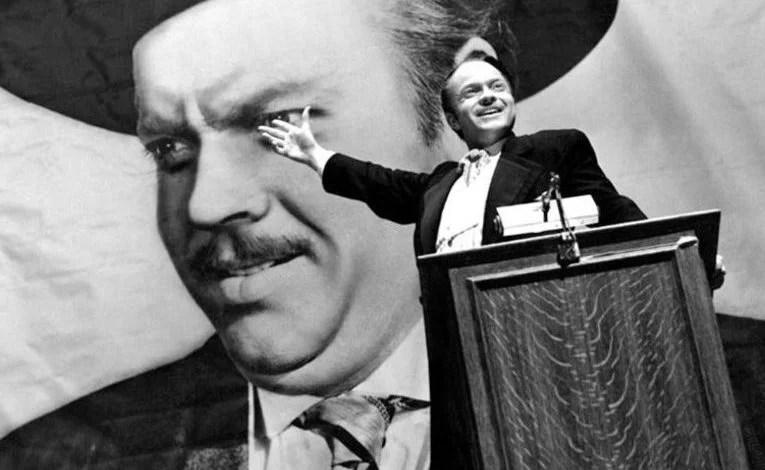 AFI Countdown Challenge #1:  Citizen Kane