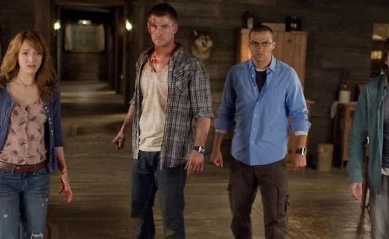 Cultwatch!  The Cabin In The Woods