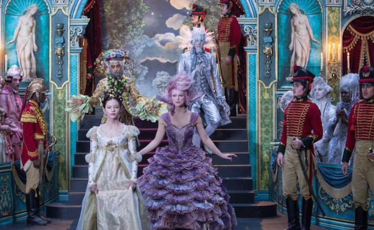 Geek Review:  The Nutcracker And The Four Realms