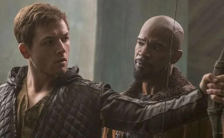 Geek Review:  Robin Hood
