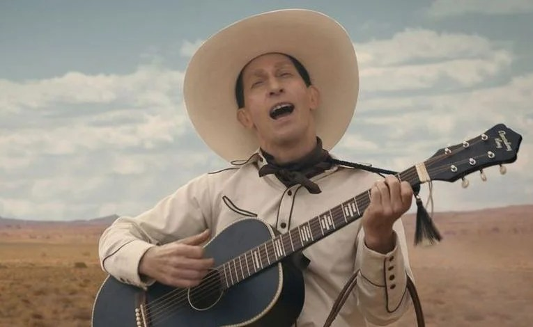 Geek Review:  The Ballad Of Buster Scruggs