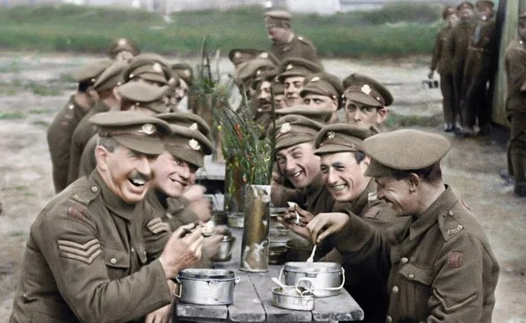 Geek Review:  They Shall Not Grow Old