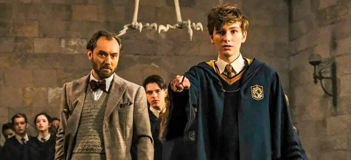 Watson Reviews:  Fantastic Beasts: The Crimes of Grindelwald (Spoiler Free)