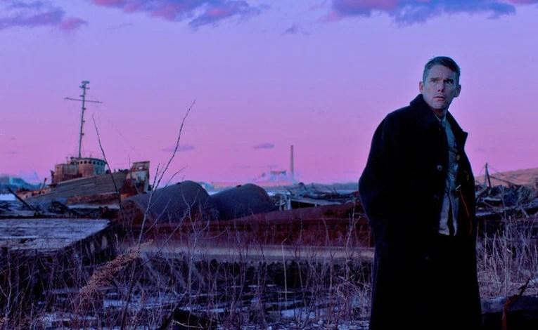 Geek Review:  First Reformed
