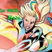 Slightly Misplaced Comic Book Heroes Case File #208:  Halo