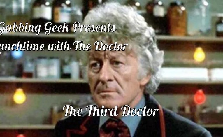 """Doctor Who """"The Claws Of Axos Part 3"""""""