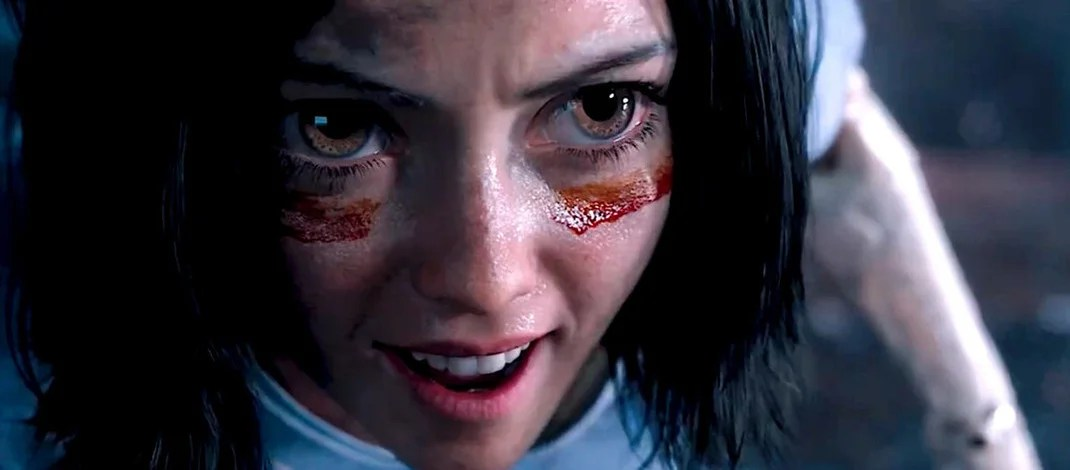 Geek Review:  Alita: Battle Angel