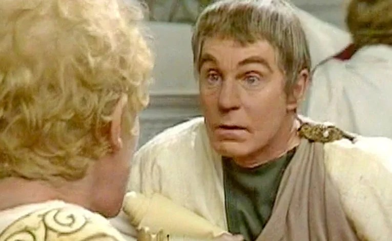 Page To Screen:  I, Claudius