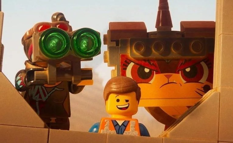 Geek Review:  The Lego Movie 2: The Second Part