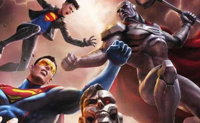 Geek Review:  Reign Of The Supermen