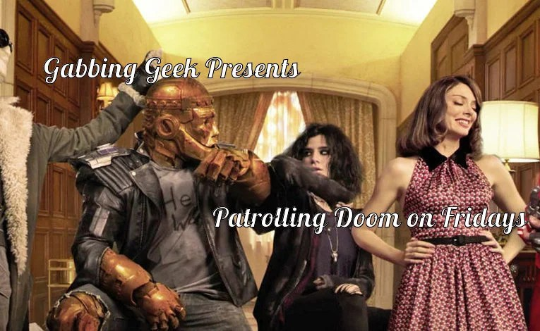 "Doom Patrol ""Hair Patrol"""