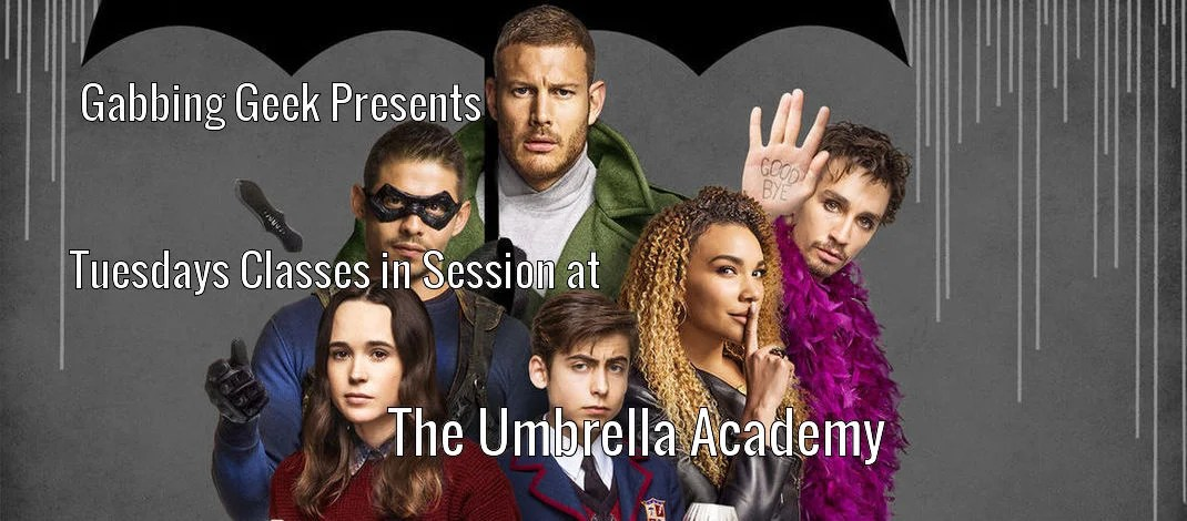 """The Umbrella Academy """"The Day That Was"""""""