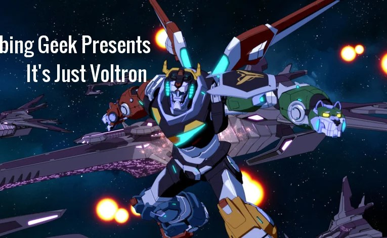 "Voltron: Legendary Defender ""Changing The Guard"""