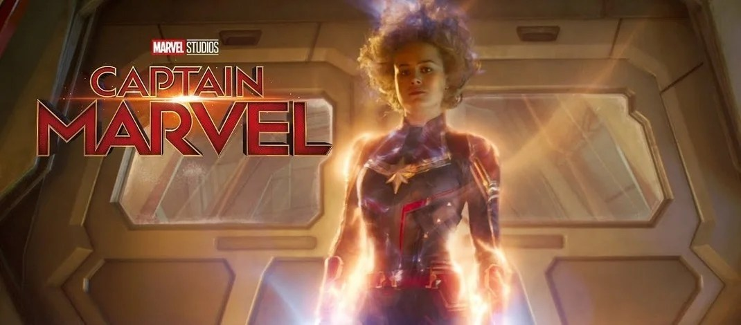 MCU Rewatch Issue #21:  Captain Marvel