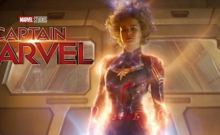 MCU Rewatch Issue #21:  Captain Marvel