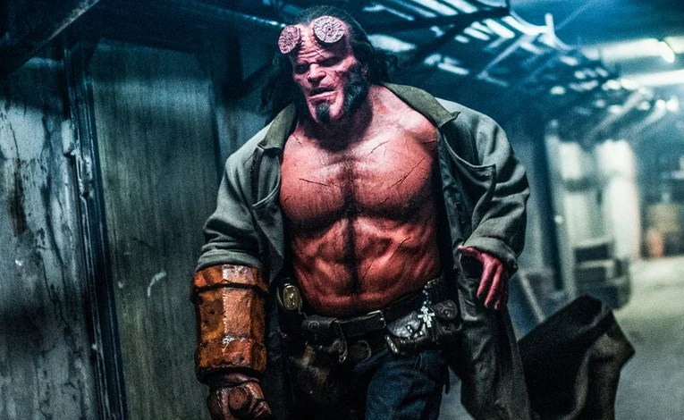Geek Review:  Hellboy