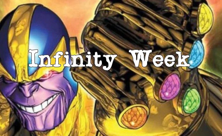 Comic Review:  Infinity Warps Two-In-One