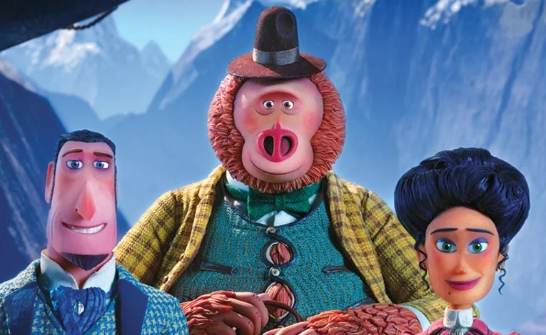 Geek Review:  Missing Link