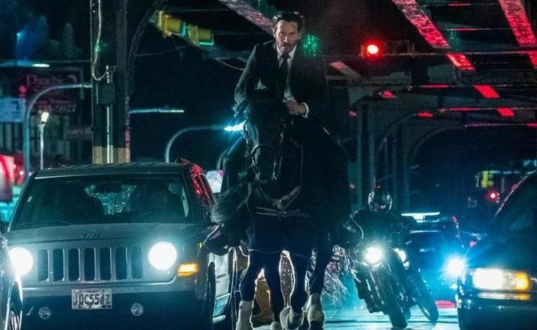 Geek Review:  John Wick: Chapter 3–Parabellum