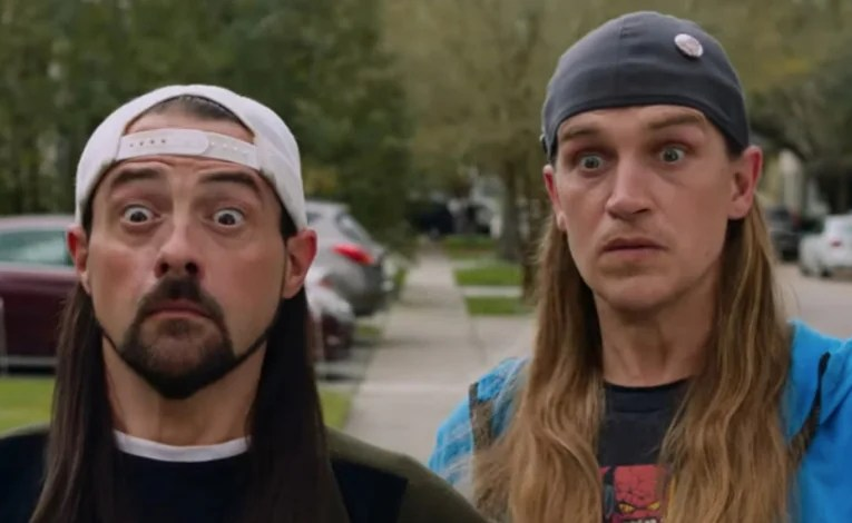 Geek Review:  Jay And Silent Bob Reboot