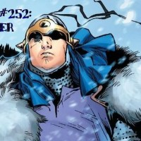 Slightly Misplaced Comic Book Heroes Case File #252:  Balder