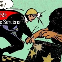 Slightly Misplaced Comic Book Heroes Case File #259:  Sargon The Sorcerer