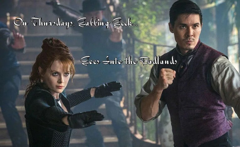 "Into The Badlands ""Sting Of The Scorpion's Tail"""