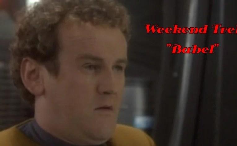 "Weekend Trek ""Babel"""