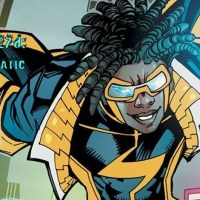 Slightly Misplaced Comic Book Heroes Case File #276:  Static