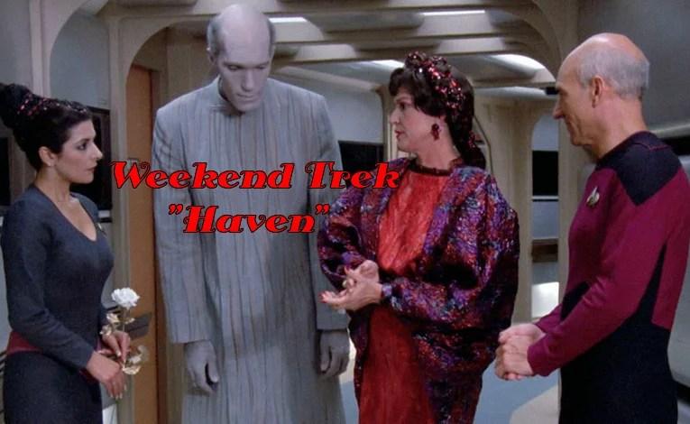 """Weekend Trek """"Haven"""""""