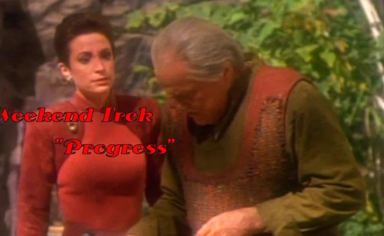 "Weekend Trek ""Progress"""