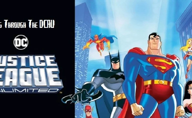 Going Through The DCAU Part Eighty