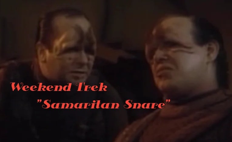 """Weekend Trek """"Samaritan Snare"""""""