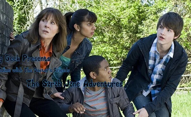 "The Sarah Jane Adventures ""Revenge Of The Slitheen Part 2"""